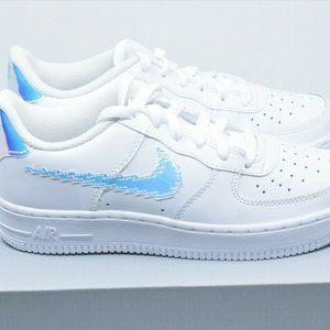 Nike Air Force 1 LV8 CW1577-100 (GS)